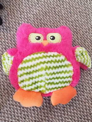 Owl plushie for Sale in Lehigh Acres, FL