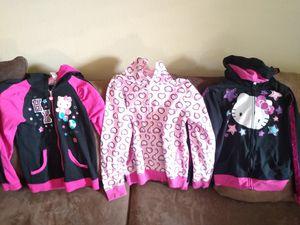 Hello Kitty jackets size 14/16 for Sale in Scottsdale, AZ