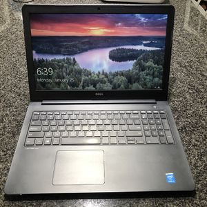 Windows 10 Dell Laptop for Sale in Point Pleasant Beach, NJ