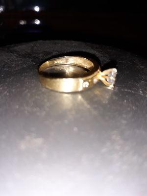 14 k gold ring size 7 for Sale in Kent, WA