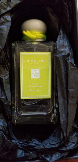 Jo Malone Nashi Blossom Cologne 3.4 fl oz/100 ml NEW AUTHENTIC for Sale in MONARCH BAY, CA