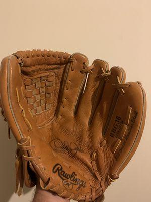 Derek Jeter Baseball Glove Rawlings RBG36 (12 1/2 inch) for Sale in Horseheads, NY