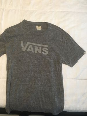 New vans shirt size large. for Sale in El Paso, TX