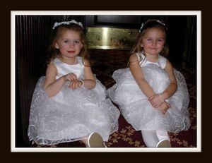 White Flower Girl Dress for Sale in Palm Harbor, FL