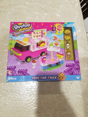 Shopkins Food Fair Truck for Sale in Fresno, CA
