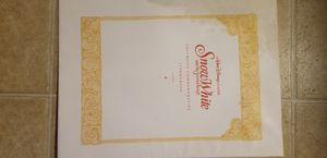 1994 Snow White Exclusive Commeritive Lithothograph for Sale in Louisville, KY