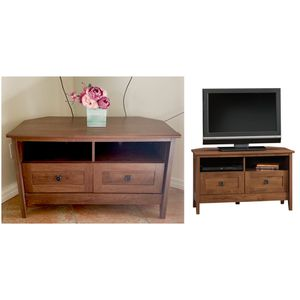 Modern TV Stand Console Media End Table for Sale in Oviedo, FL