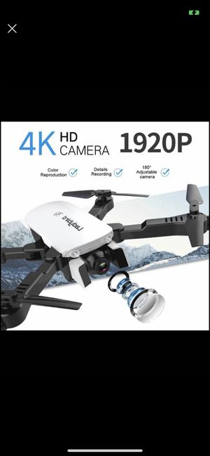 2020 New 4K HD Aerial Quadcopter Intelligent Professional Drone Priority shipping for Sale in Miami, FL