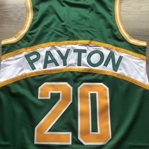 BRAND NEW! 🔥 Gary Payton #20 Seattle Supersonics Jersey + SHIPS OUT NOW 📦💨 for Sale in Seattle, WA