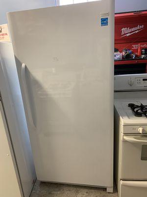 Frigidaire upright freezer for Sale in Monroe Township, NJ