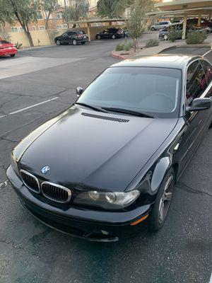 2006 BMW 325 Ci for Sale in Scottsdale, AZ