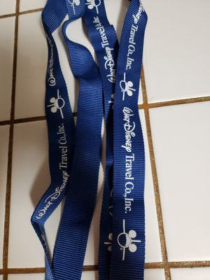 Disney Lanyard 2 for $2 for Sale in San Jose, CA