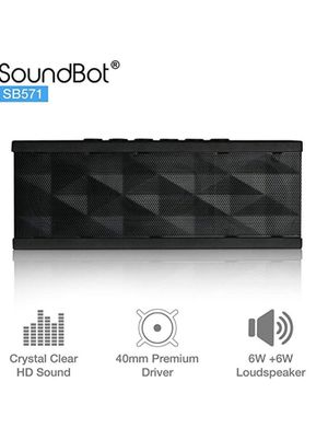Soundbot SB571 Bluetooth Speaker for 12 hrs Music Streaming & Hands-Free Calling for Sale in Pomona, CA