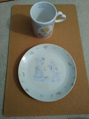 Pair of precious moments items for Sale in Richardson, TX