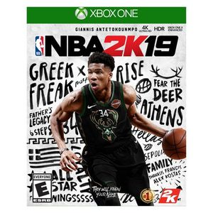 NBA 2K19 Xbox one for Sale in Chicago, IL