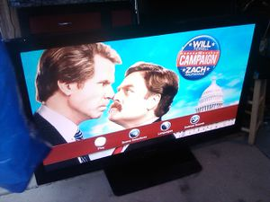 "Panasonic 55"" plasma HDMI TV. for Sale in Whittier, CA"