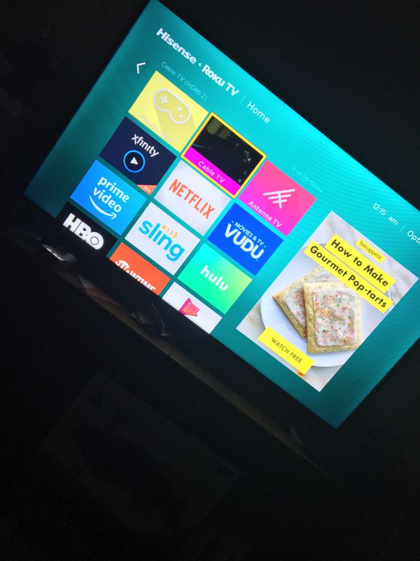"Brand New 40"" 4K Smart TV"