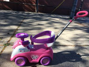 Minnie Mouse car toy for kids for Sale in Dearborn, MI