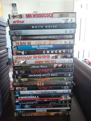 65 DVDs good condition for Sale in Las Vegas, NV