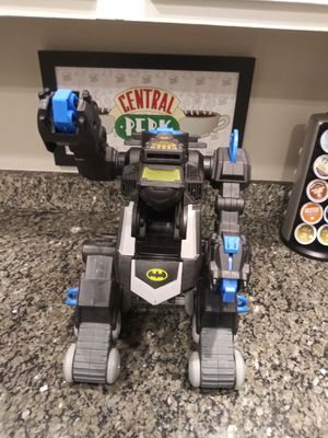 Imaginext Batman Batbot no remote for Sale in Gaithersburg, MD