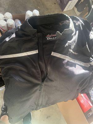 Motorcycle jacket for Sale in Acworth, GA