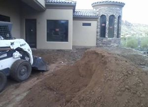 grading an excavation for Sale in Apache Junction, AZ
