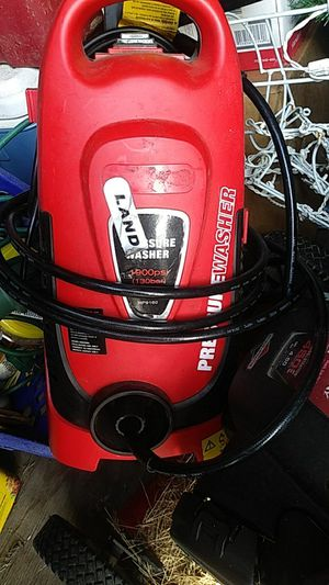 Pressure washer 1900 psi electric for Sale in Alton, IL
