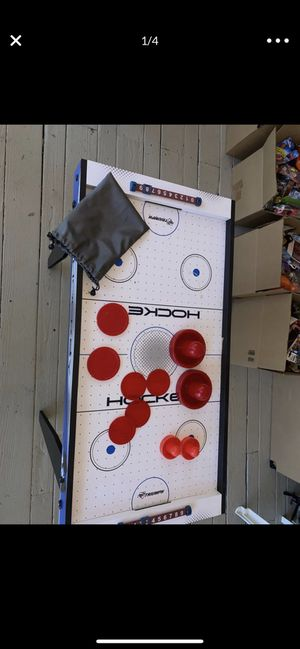 Small air hockey table for Sale in Riverside, CA