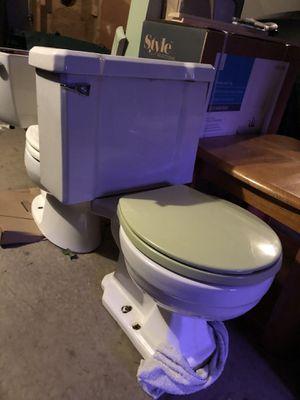 Toilet-5 gallon tank for Sale in Williamsport, PA