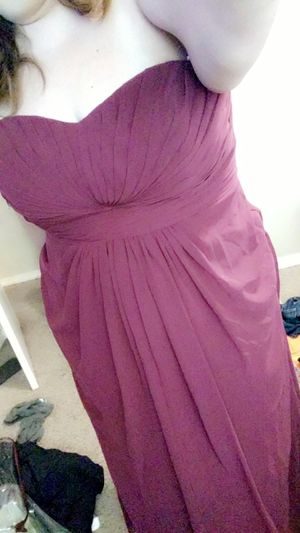 Size 22 bridesmaids/formal dress for Sale in Tacoma, WA