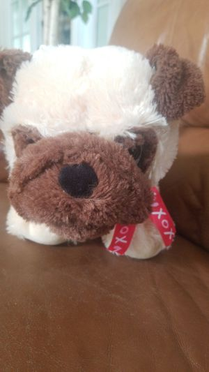 Pug puppy stuffed animal for Sale in Clovis, CA