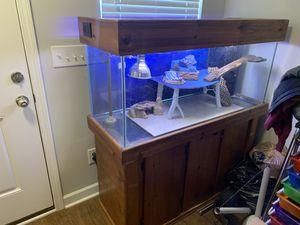 75 gallon fish tank/ lizard tank for Sale in Eagleville, TN