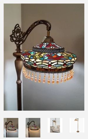 Tiffany Floor Lamp for Sale in Houston, TX
