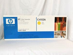 OEM HP Color Laserjet Print Cartidge yellow C4152A HP LaserJet Series 8500 8550 for Sale in Longwood, FL