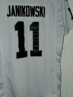 RAIDERS JANKOWSKI #11 JERSEY for Sale in Lake Elsinore,  CA