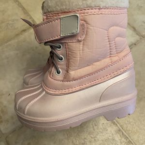 Kids Snow Boots Size 7 Beautiful Conditions for Sale in San Jose, CA