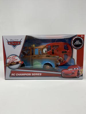 Cars Disney Pixar RC Champion Series Remote Control (Tow Mater) for Sale in Arcadia, CA