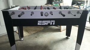 ESPN FOOSBALL TABLE for Sale in Cocoa, FL