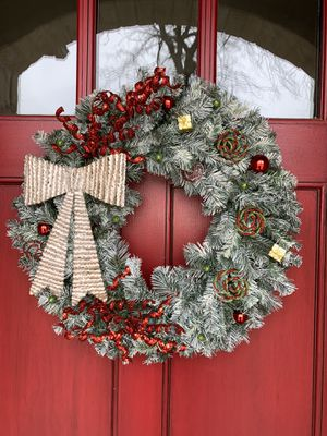 Christmas wreath for Sale in Choctaw, OK