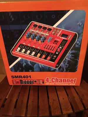 Smr audio mixer for Sale in Eastman, GA