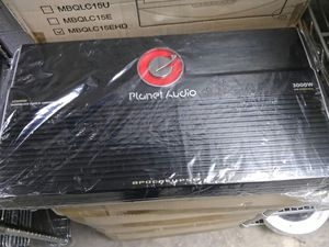 Planet audio 3000 watts for Sale in Tempe, AZ