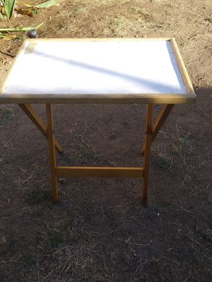 2 Small Tables for Sale in Fresno, CA