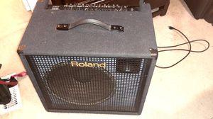 Amplificador y mesclador roland for Sale in Centreville, VA