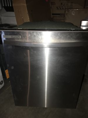 Samsung Stainless Steel Dishwasher DISPLAY MODEL for Sale in Tacoma, WA