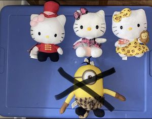 Hello Kitty Plushies for Sale in Tampa, FL