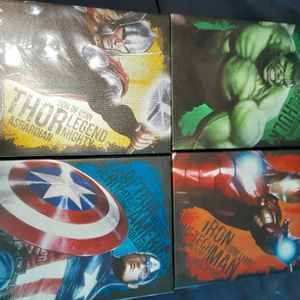 4 Piece Marvel Pictures for Sale in Hialeah, FL