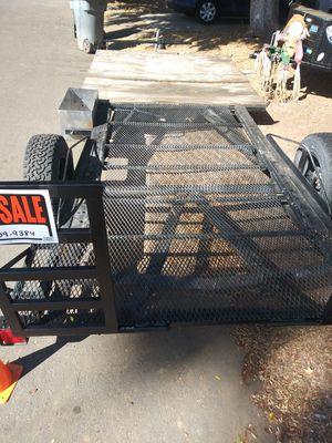 Trailer/car hauler/utility for Sale in Escondido, CA