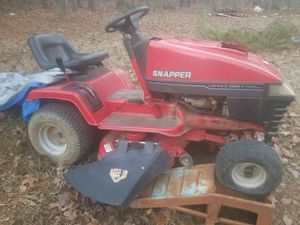 Snapper mower for Sale in Muldrow, OK