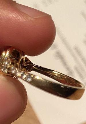 18k gold /1.5kt diamond for Sale in Killeen, TX