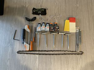 Chainsaw tools and accessories for Sale in Folsom, CA